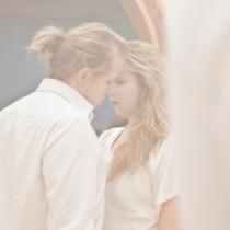 Samppa Heikkinen ja Irina Nuutinen