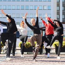 Lahti Fringe -performanssi läpimeno 2020