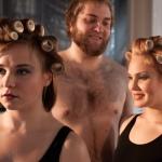 Teatteri II:n LOKKI: Ella Kähärä, Esko Korpelainen & Jutta Järvinen