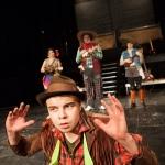 Teatteri II:n Riittämättömät-kiertueproduktio: Marko Nurmi