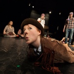 Teatteri II:n Riittämättömät-kiertueproduktio: Veera Kopsala
