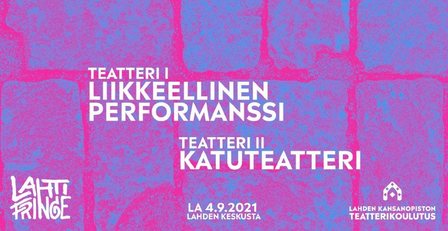 Lahti Fringe 2021